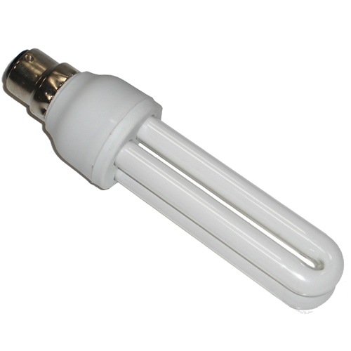 Compact flourescent bulb for PA400